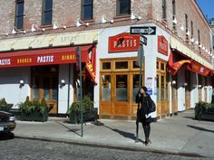 Pastis - French Restaurant - Meat Packing District - New York