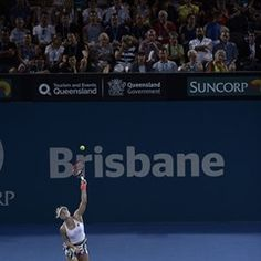 Brisbane International Tennis - Evening Session on Day Five