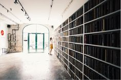 Dig Through the World's Largest Sketchbook Library - There's an art library in Brooklyn where anyone and everyone can be a contributor to the collection. It has existed for almost 10 years and yet it's fittingly one of those wonderfully andunusual things that few New Yorkers know about.