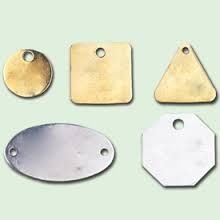 Image result for metal tags
