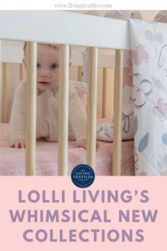 This Summer, The Spotlight is on Lolli Living's Whimsical New Collections Baby Layette, Baby Care Tips, Thing 1, Kids Behavior, Baby Needs, Nursery Room, Baby Products, Free Spirit, Lineup