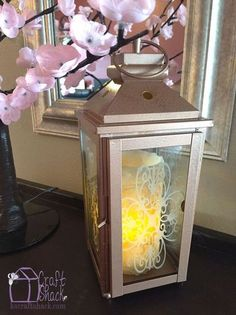 diy lantern update with etched glass, crafts, how to, painting, repurposing upcycling