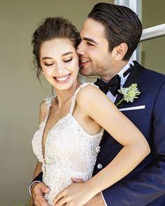 Neslihan Atagül & Kadir Doğulu Wedding on July 9th On Çubuklu 29 In Istanbul Turkey.