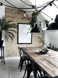 Ideas para decorar tu hogar con ladrillo vista | Decoración
