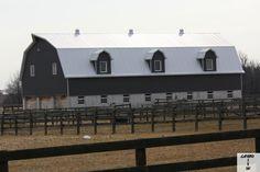Classy barn here, shot by Gavin Gillett