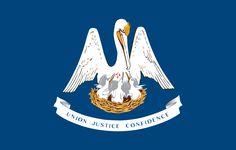 Flag of Louisiana.svg