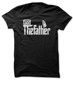 God The Father T Shirt, Godfather Inspired tee. Check this shirt now: http://coolshirts4you.blogspot.com/2015/03/god-father-t-shirt-godfather-inspired.html