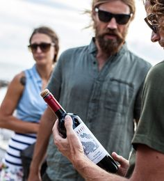 An organic wine made by surfers...Meet ZIOBAFFA creatives community, explore more and learn about our different wine-making process. #STAYZIO  http://www.ziobaffa.com/sustainability/  #surfinglife #surfer #organic #wines #winelovers #Tuscany