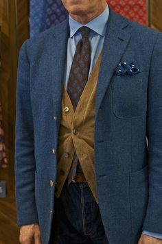 MD in Winter Tweed