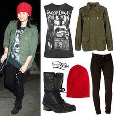 Demi Lovato fashion love it!!!