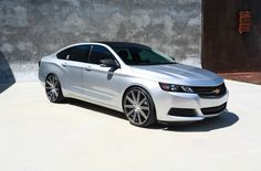 customized 2014 Chevy Impala thIS thaNG so cleAN
