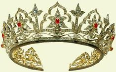 Oriental Circlet of Queen Victoria