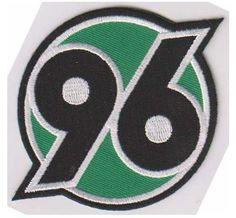 Bundesliga Hannover 96 German Football Soccer Patch