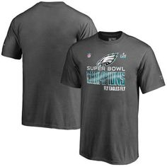 ce026a49 Philadelphia Eagles NFL Pro Line by Fanatics Branded Girls Youth Super Bowl  LII Champions Trophy Collection