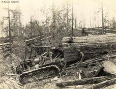 old logging machinery | Old Time Logging Tools http://www.heavyequipmentforums.com/showthread ...