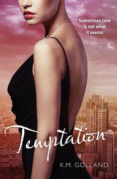 AU/NZ Temptation Harlequin Cover