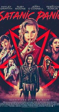 """""""Satanic Panic"""" Looks For Sacrifices On Blu-ray & DVD October 22 Hannah Stocking, Tv Series Online, Movies Online, Jerry O'connell, Happy Death Day, Rebecca Romijn, Ex Machina, Streaming Vf, Full Movies Download"""