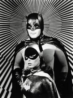 Batman and Batgirl, 1960s TV Series. S) by martha