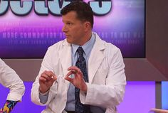 Proctologist Dr. David Rosenfeld explains how to treat a pinworm infestation in your home.