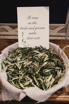 Il Wedding Weekend di Lynda & Mark - Olive leaves as good fortune Olive Green Weddings, Olive Wedding, Greek Wedding, Forest Wedding, Wedding Menu, Hotel Wedding, Wedding Ideas, Olive Branch Wedding, Wedding Book