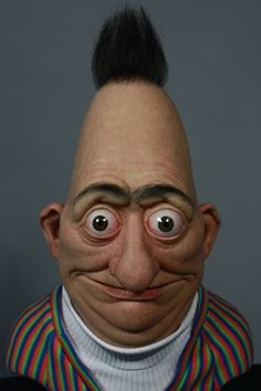 Bert from #SesameStreet