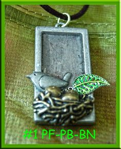 Nice blue glass and pewter fish my own creations pinterest my own creations resin and brasspewtermetal charms to resemble frames pieces aloadofball Choice Image
