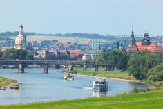 10 Dresden Activities That No Traveler Should Miss: Elbe River Banks