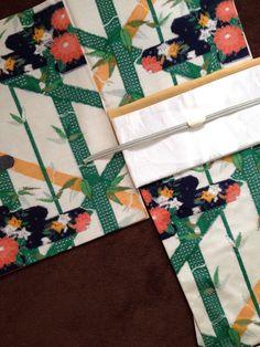 Bumboo kimono in early summer.