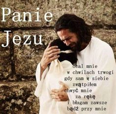 Panie Jezu ocal mnie... I Love You God, God Loves You, God Is Good, Gods Love, Magic Day, Little Prayer, Music Humor, Motto, True Stories