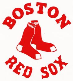 Red Sox Logo Coloring Pages | Crafts | Pinterest | Red socks, Socks ...