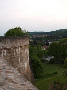 2010 Mauer Sparrenburg