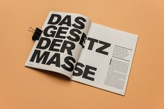 NORM – Travel Experience Magazine on Behance