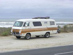Dodge A100 Motorhome