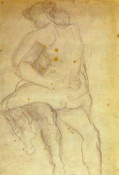 Auguste Rodin, Couple