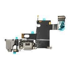 iPhone 6 Plus Charging Port Flex Cable-Grey