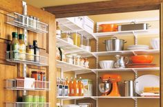 Kitchen Storage Ideas   storage e1294660438493 How to Add Functional Space to your Kitchen ...