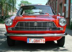 Fiat 2300 S Coupe Abarth