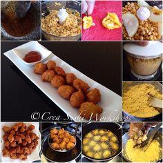 Phulouri - Vegan Indianfood by Crea Sushi Workshops