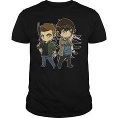 Supernatural  Winchester Tshirt