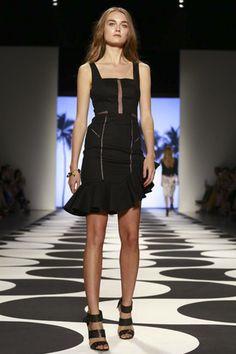 Nicole Miller Ready To Wear Spring Summer 2015 New York - NOWFASHION