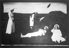 Ghosts of Imperial Russia — judicialinvestigator: Царская Семья во время...