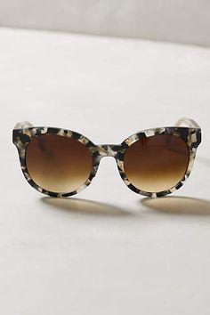 ett:twa Inger Sunglasses - anthropologie.com. I NEED these.
