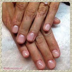 #wellmanicured #gelish #nails