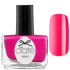 Ciaté London - Mini Paint Pot Nail Polish and Effects  in Ditch The Heels #sephora