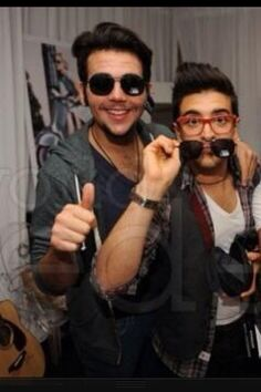 LOVE THIS PIC!!!! Ignazio & Piero!!!