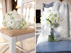 Crisp & Clean - can't get enough of these white flowers