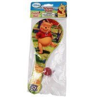 Disney Officially Licensed Winnie the Pooh Paddle Ball Toy - Walmart.com Christmas Gifts For Kids, Paddle, Winnie The Pooh, Kids Toys, Birthdays, Presents, Walmart, Disney, Holiday
