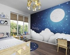 ohpopsi Dream Big Wall Mural | eBay