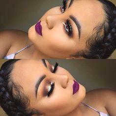 Gorgeous look by ✨@carolynrosalia✨ #makeup #beauty #cosmetics #eyemakeup #eyeshadow #makeupaddict #makeupinspiration #makeupaccount #motd #loveit