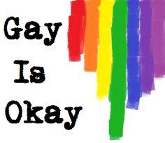 Resultado de imagen para gay is okay